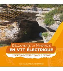 Réservation - Découverte du Minervois en VTT
